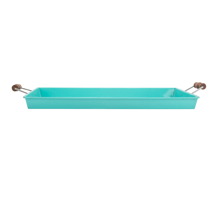 Square Metal Party tray