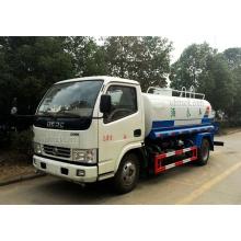 4Ton Dongfeng Vacuum Water Tanker Truck Euro 4
