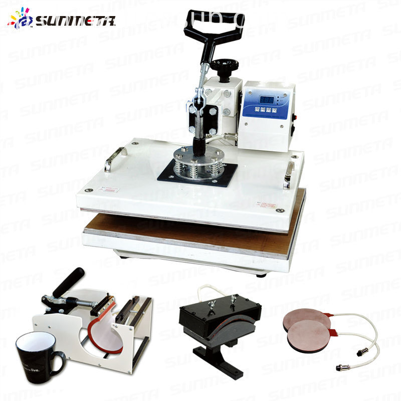 FREESUB Sublimation Custom Shirt Heat Press Machine