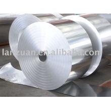 Papel de rodillo enorme envase aluminio