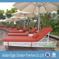 Hot Sale Beach Double Sun Lounger