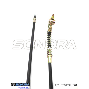 Cable de freno trasero Wangye Scooter WY125T-23B
