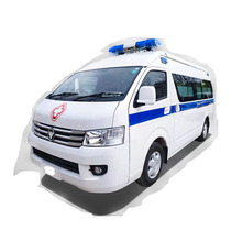 Foton G9 High Roof Mobile medical vehicles hospital