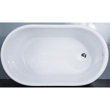 Upc Banheira de banho pequena e profunda profunda