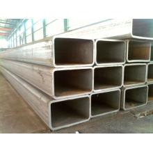ST37 section creuse noir tube acier carré /tube