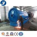 Fornecimento de fábrica diretamente completa pequena usina de reciclagem de resíduos de pneus para venda
