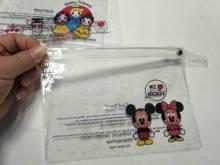 OEM/ODM  PVC Transparent Plastic Gift Bag