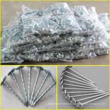 Mercado de Kenia precio competitivo uñas y sombrilla cabeza de techo de uñas paraguas cabeza