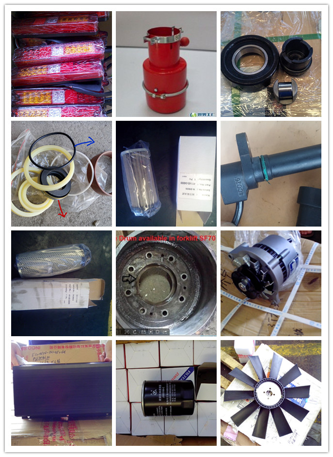 forklift spare part