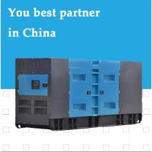 Precio del generador 100kva motor diesel silencioso / abierto de Yuchai de alta calidad (fabricante del OEM)