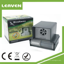 Pigeon Repeller Scare Away Bird com ultra-som e flashes flashes