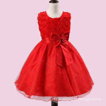 2017 Suzhou Flower Girl Child For 6 Years Old Dress Puffy Party Dresses