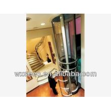 Petit ascenseur résidentiel hydraulique