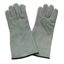 Ab Grade Cow Split Leather Hand Protective Industrial Welder Gloves