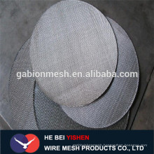 Filter Disc Type and Metal Fiber/stainless steel 304 Material micro filter mesh