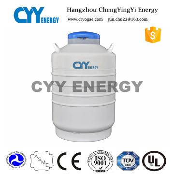 Hochfeste Legierungsstruktur 3 L Flüssigstickstofftank/Kryogenbehälter