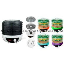 GS Aprobación Mini 5 Capas Eléctrico Deshidratador de Alimentos Máquina Deshidratador de Frutas Vegetal Deshidratador Secador de Frutas