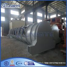 Boite de chargement en acier résistant à l'usure personnalisée pour dragueur (USC4-013)