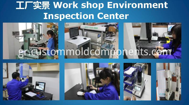 Company Environment-Inspection Center