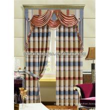 Forrado cortina de café