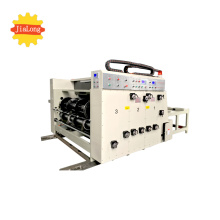 JLD Semi automatic printer slotter die cutter machine