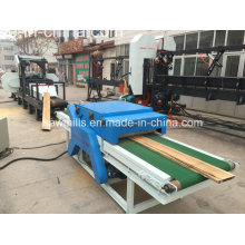 Woodworking Cutting Sawmill Twin Circular Blade Board Edge
