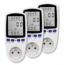 Digital Power Meter Plug-in Socket