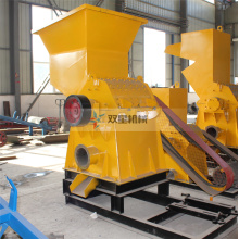 Industrial Waste Tires Rubber Crusher Machine on Sale
