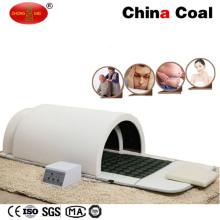 Capsule vibrante portative de sauna de S112A, dôme thermique de jade
