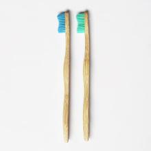 ECO Bamboo Toothbrush Personalized Custom Bamboo Toothbrush