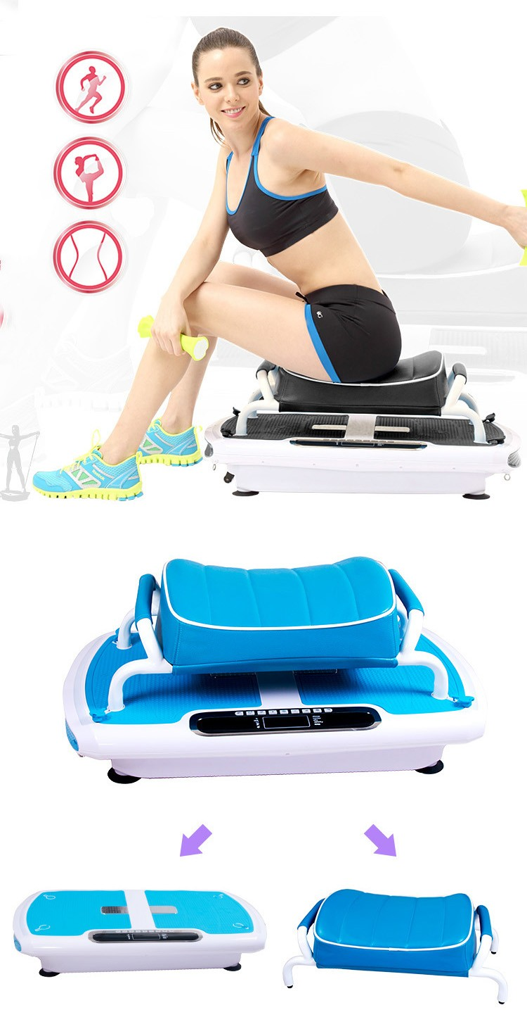 Fitness Body Building Vibration Plate G5120