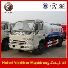 Mini Foton 3, 000 litres, camion-citerne d'eau de 3 mètres cubes
