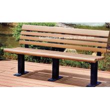 Neue Generation umweltfreundliche WPC Landschaft Tische und Stühle