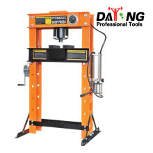 50TON HYDRAULIC SHOP PRESS WITH GAUGE