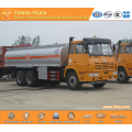 Shacman Aolong 6x4 Oil Carrier Truck Capacity 22000L