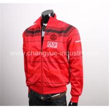 Mens jaqueta de uniforme de futebol com alta qualidade original