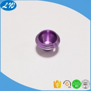 Color anodized oxide aluminium earphone components case