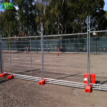 High Quality Australian Quality Standards Temporary Fencing