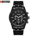 Business Men Quartz Watch Casual Waterproof