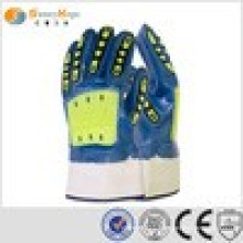 Sunnyhope high Impact gloves mechanical work gloves