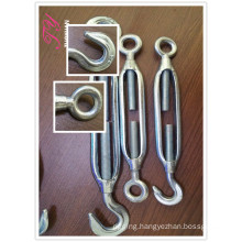 JIS Frame Type High Quality Forged Steel Turnbuckle