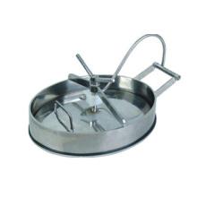 Astuce Elliptique Sanitaire en acier inoxydable (IFEC-MH100011)