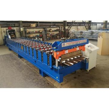 Galvanized Steel Container Deck Roll Forming Machine