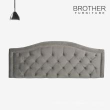 Moderne rembourré Queen Designs de tête de lit en bois panneau