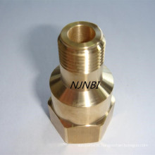 Brass Machining Nut--ISO90001