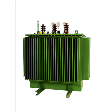 Oil-Immersed Power Distribution Transformers 80kVA