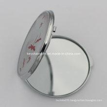 Wholesale Custom Round Metal Compact Mirror