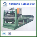 Double Layer roofing sheet making machine / automatic rolling forming machine