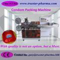 Máquina de embalagem de preservativos de alta velocidade
