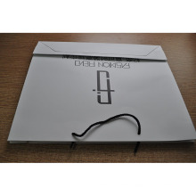 China Hangzhou White Paper Bag for Shopping Bags/Gift